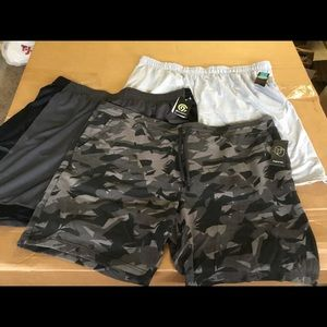 NWT! Men's Athletic & Casual Shorts